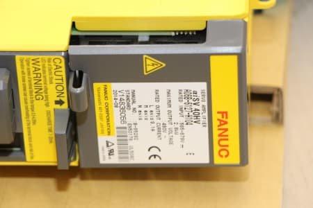 FANUC A06B-6127-H104 Servo Amplifier Unit