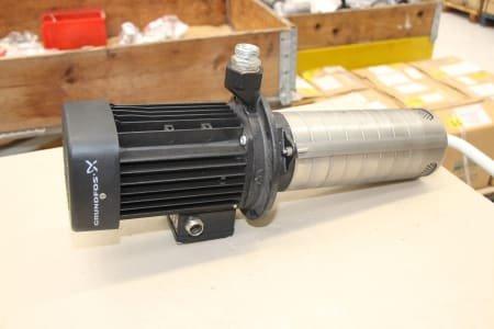GRUNDFOS MTH4-80/5 A-W-A-AUUV Pumps (x5)