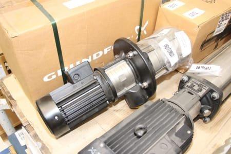 GRUNDFOS Pumps (x9)