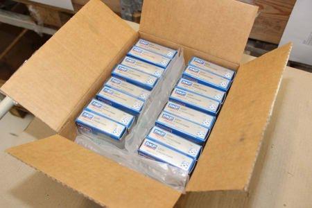 SKF S71910 ACE P4A DBA Lot of Bearings (x16)