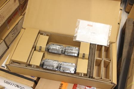 LH250364GMC2M04P63 Linear Guide (x10)