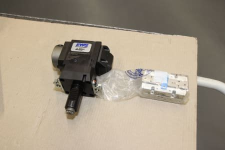 EWS - FESTO Motorized Unit and Clamp