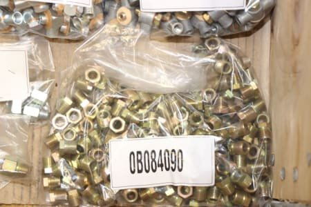 Lot of Fittings