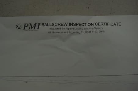 PMI 1R25-10T5-1FSDC-603-731-0.018 Screws (x16)