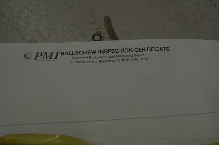 PMI 1R25-10T5-1FSDC-469-542-0.018 Screws (x16)