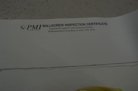 PMI R25-10T5-FSDC-464-530.5-0.018 Screws (x6)