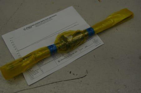PMI 1R25-10T5-1FSDC-374-496.5-0.018 Screws (x6)