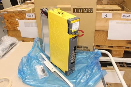 FANUC A06B-6121-H006#H550 Spindle Amplifier