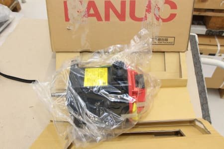 FANUC A06B-0236-B000 Motor