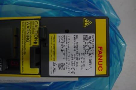 FANUC A06B-6290-H322 Module