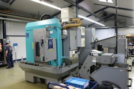 INDEX V100 Lathe