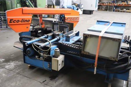 MEBA ECO-LINE 320 DGA Automated Band Saw