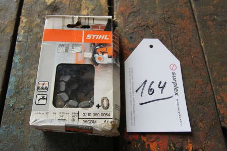 STIHL 36 GBM 64 Diamond Saw Chain