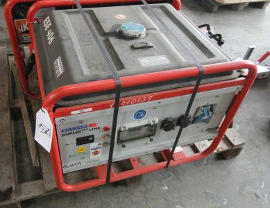 ENDRESS ESE 406 HG-GT DUPLEX Power Generator