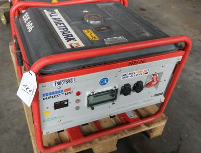 ENDRESS ESE 606 DHG-G Power Generator