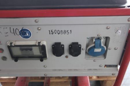 ENDRESS ESE 406 HG-GT DUPLEX Power Generator
