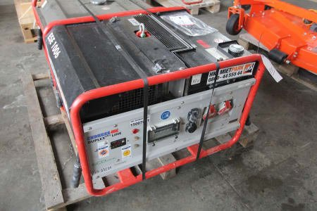 ENDRESS ESE 1006 DSG-GT ES DUPLEX Power Generator