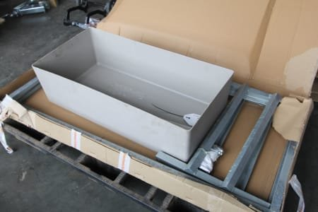 CEMO 211.2300 GRP Collecting Tray