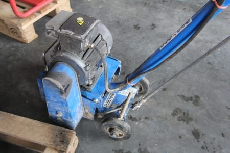 BLASTRAC BMP-215 E Milling Machine (Construction Machinery Sector) - defect
