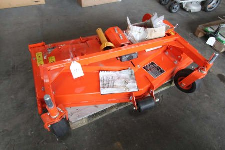 KUBOTA RCK 60 R-F 36 EC Sickle Mower