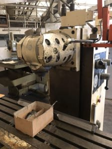 ALCERA GAMBIN 80M Milling Machine