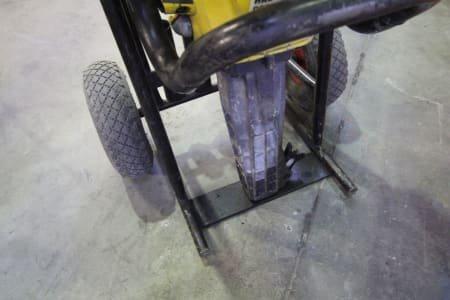 ATLAS COPCO COBRA PRO E Demolition Hammer - defect