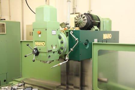 MAHO MH 600 E Tool Milling Machine