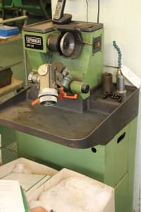 SPINNER SM 100 Grinding Machine