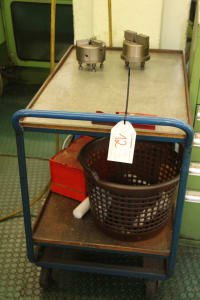 Workshop Trolley with Contents