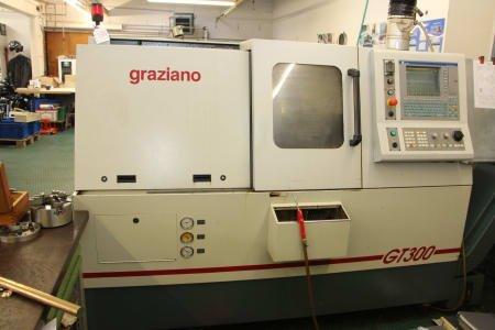 GRAZIANO GT 300 CNC Lathe