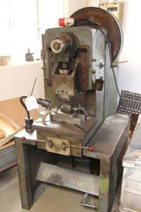 HATTLER EZ-15 Eccentric Press