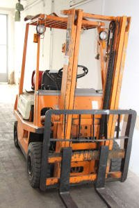 TOYOTA Propellant Gas forklift