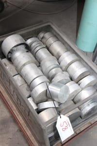 Lot Aluminium Remnants