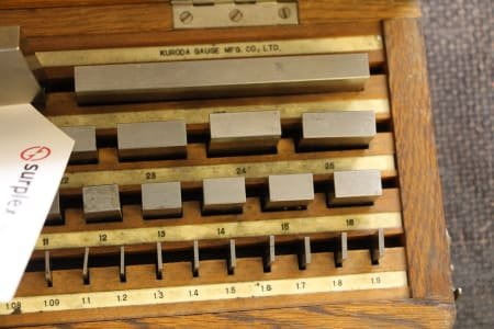 KORODA Gauge Block Box