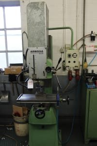 ARBOGA UFB 3008 Drilling and Milling Machine