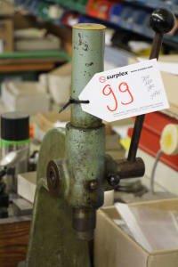 Hand Lever Press