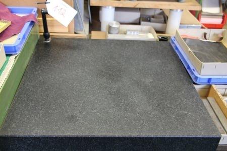 PLANOLITH Hard Stone Measuring Plate