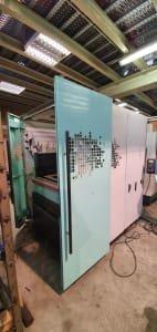 Electroerosionadora por hilo AGIE AGIECUT CLASSIC 2S