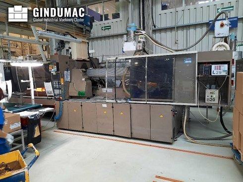 ENGEL ES 2550/400HL Máquina de moldeo por inyección