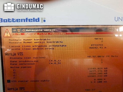 Battenfeld 2000/19000