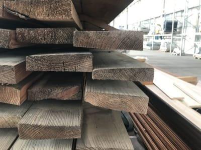 Trapezoidal Planks