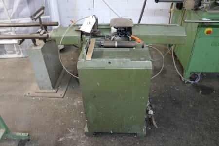 GOHL AKF 102 End milling machine