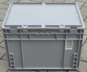 Sistema de almacenamiento industrial SSI SCHÄFER