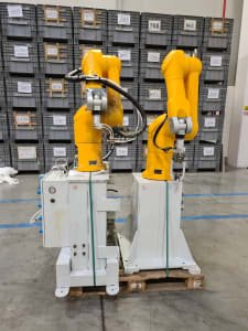 Robot STAUBLI TX90 + TX90L
