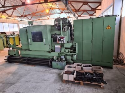GILDEMEISTER GS 35-6 6-Spindle Automatic Lathe