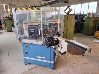 AMP AMPOMATOR CLS IV PLUS Wire Processing Machine