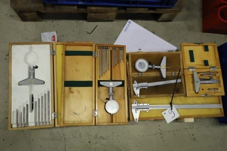 SUHL Lot of Measuring Devices