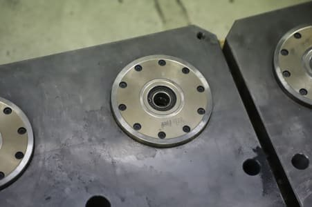 Lot of Zero-Point Clamping System