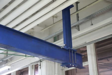 STAHL 2 ton Portal Crane
