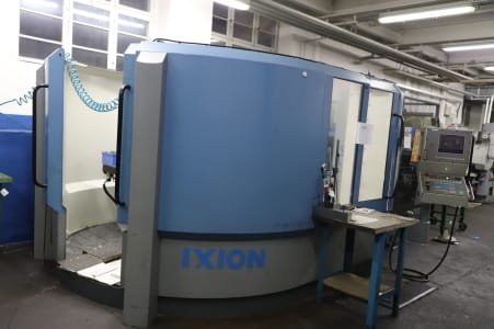 IXION TL 1004 Deep-Hole Drilling Machine
